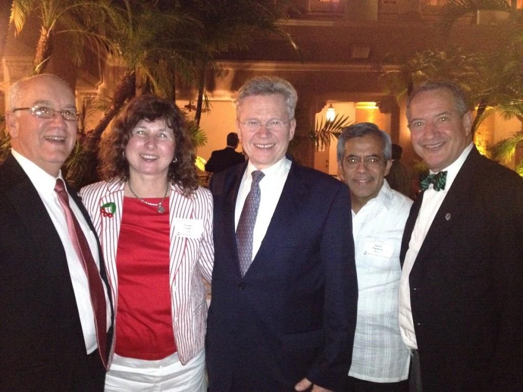 Encuentro con NACLN y notariado sajón en Miami